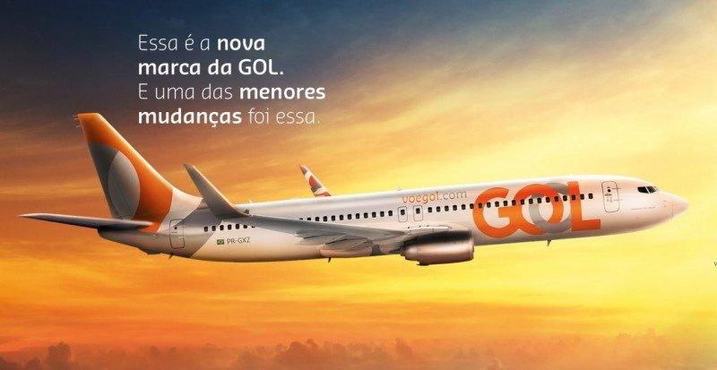 Aerolínea GOL presentó en Brasil su nueva imagen