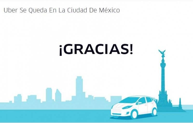 Ciudad de México pionera en Latinoamérica en regular servicios como Uber