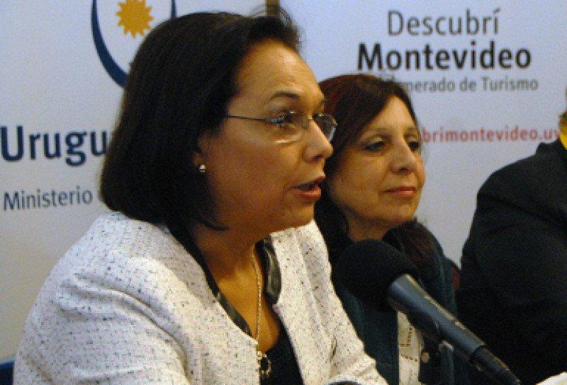 Mary Boñe afirmó que se amplían las posibilidades para que Montevideo figure internacionalmente como destino de eventos.