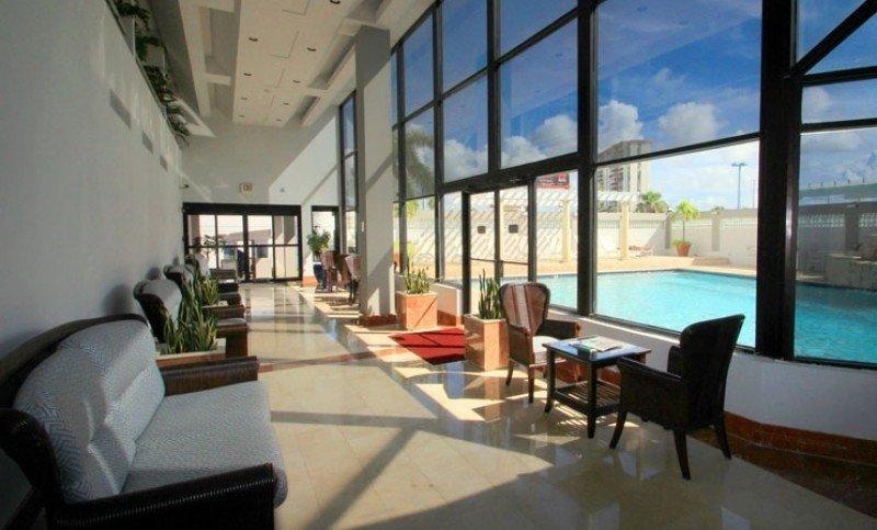Todos los ambientes del hotel serán remodelados.