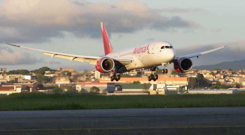 Grupo Avianca transportó 9,2% más pasajeros en el primer semestre