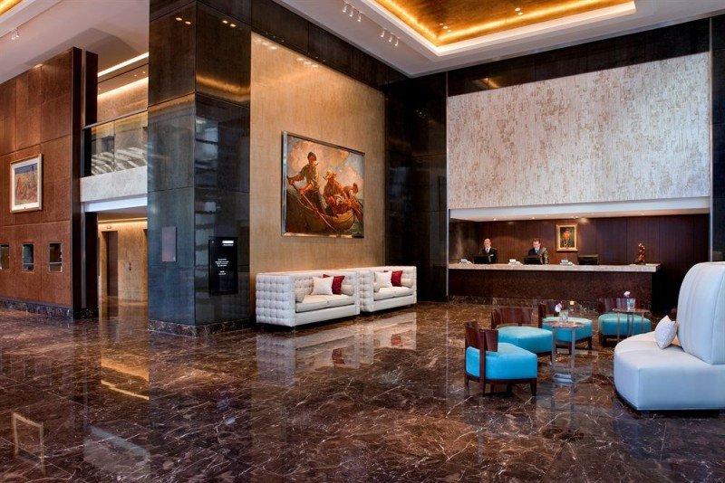 Los hoteles de 4 y 5 estrellas fueron los que mayor ocupación tuvieron en mayo.