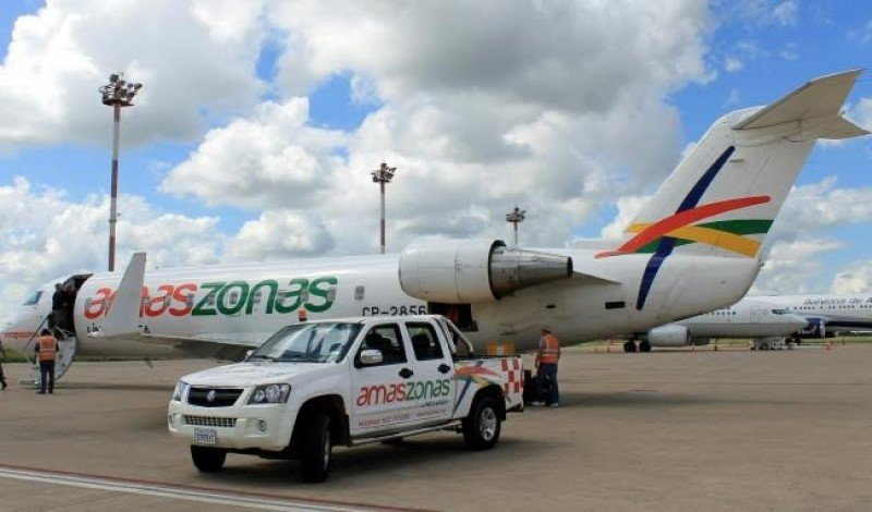 Aerolíneas Amaszonas promueve el servicio Jet Class