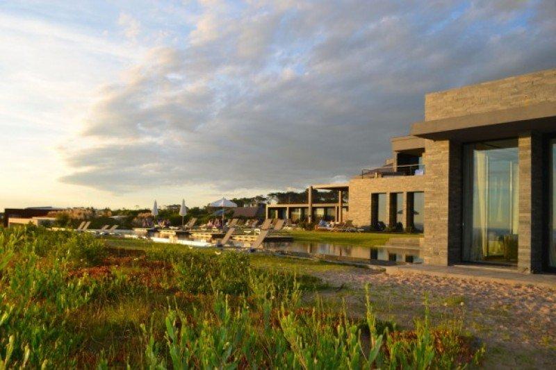 Bahía Vik, hotel boutique y complejo de bungalows en la playa de José Ignacio.
