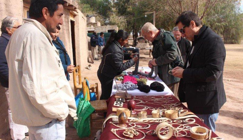 Mendoza suma producto turístico: recorrida por comunidades huarpes.