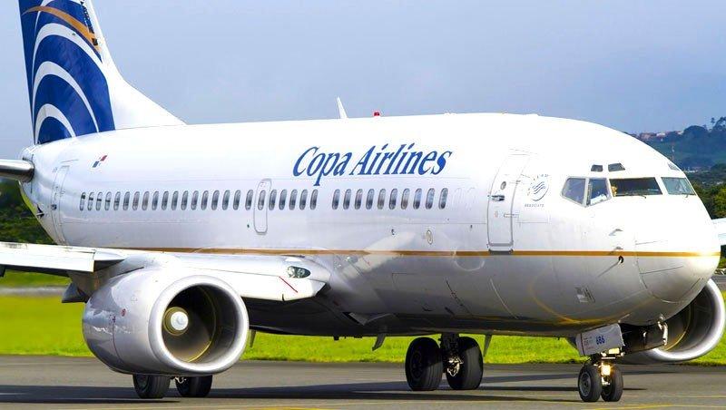 Diez vuelos diarios unen Panamá y Ecuador.