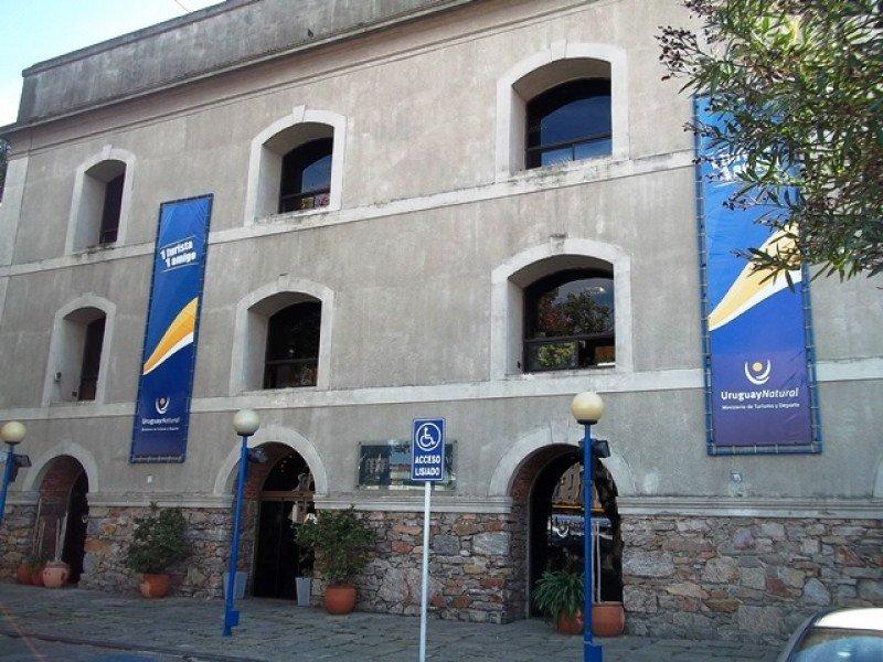 Sede del Ministerio de Turismo.