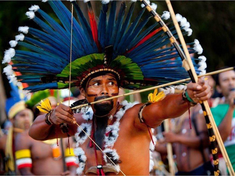 Tiro con arco, lanzamiento de lanza y luchas corporales son algunas de las modalidades en las que se competirá.