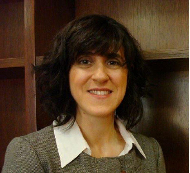Alejandra Almirón.