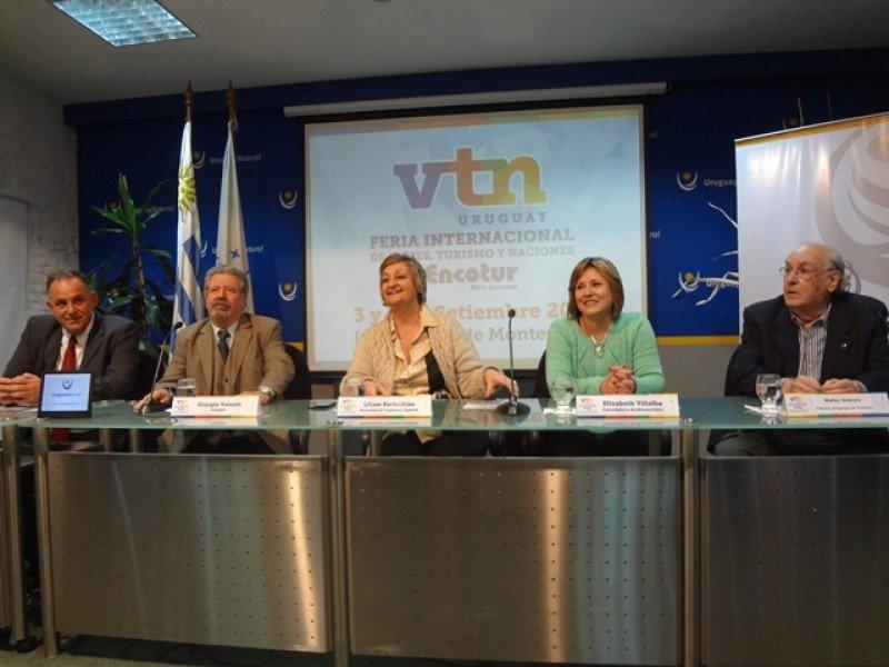 Feria VTN de Uruguay abre un septiembre de múltiples eventos en turismo