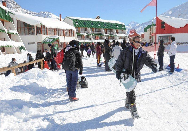 Crece 6,5% el arribo de turistas a Mendoza en vacaciones de invierno
