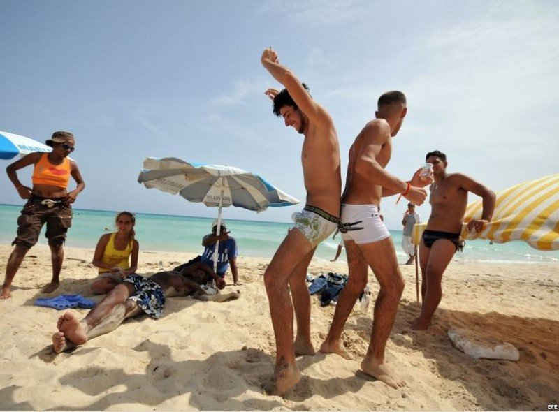Cuba se perfila como paraíso turístico para la comunidad gay. (Foto: EFE).