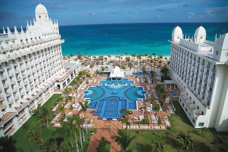 Riu Palace Aruba reabre tras una inversión de 22,8 M €