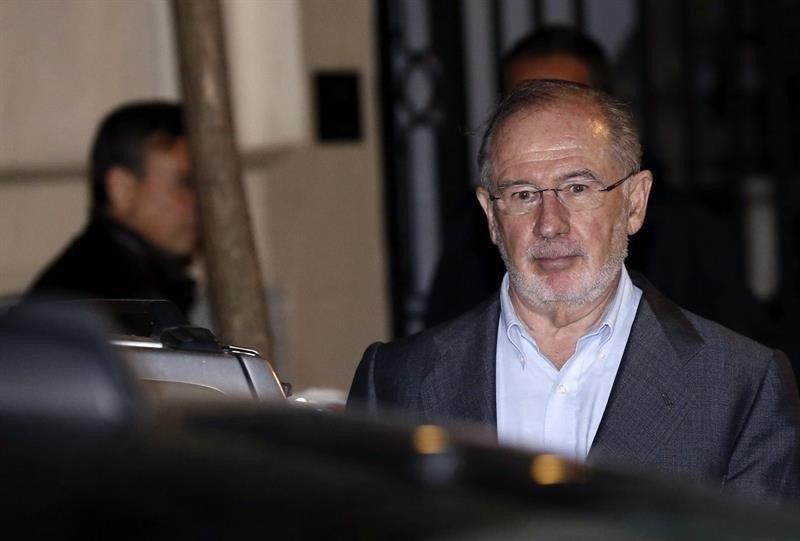 Anticorrupción ve indicios de delito en la actuación de Rato respecto a un hotel en Berlín