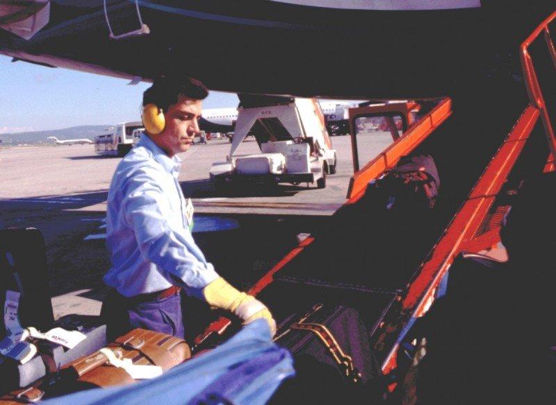 El handling de Iberia gestionó 37 M de pasajeros y 24 M de maletas de enero a junio