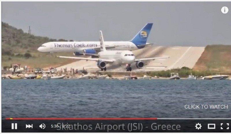 Aterrizajes y despegues en los 25 aeropuertos de mayor riesgo del mundo