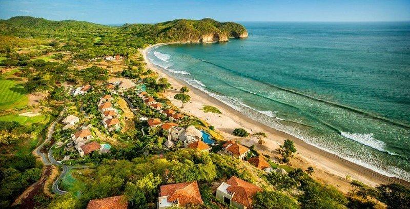 Complejo turístico Guacalito de la Isla.