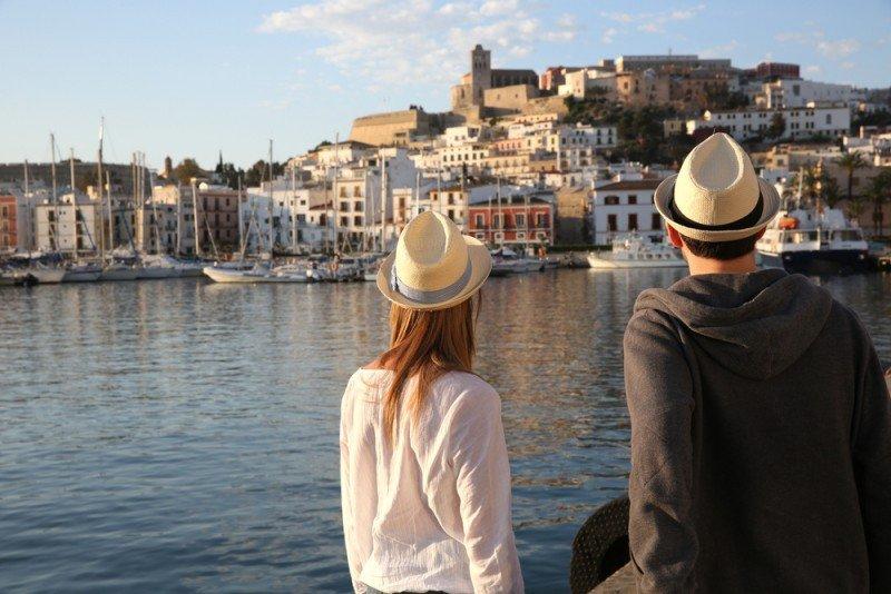 Baleares es uno de los destinos favoritos para los británicos. #shu#