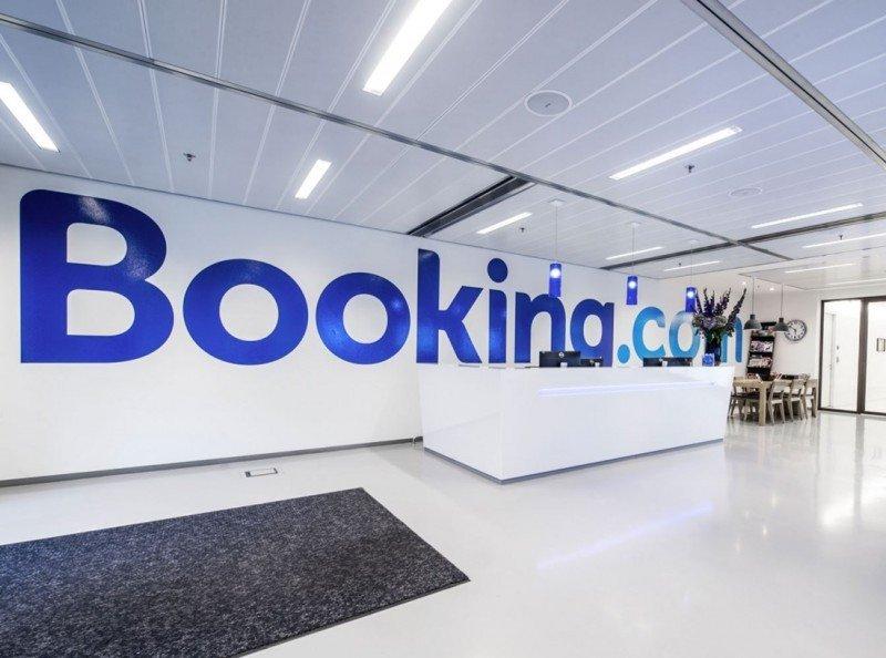 La matriz de Booking gana 780 M € en la primera mitad de 2015