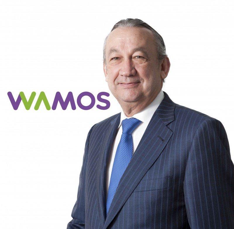El CEO de Wamos, José Manuel Muriel.