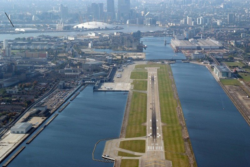 London City Airport, en venta por 2.000 M €