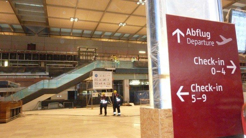 El Aeropuerto de Berlín Brandenburg viene anunciando su apertura desde hace más de seis años.