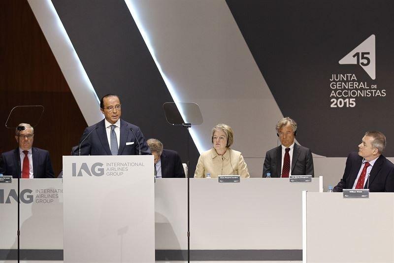 IAG recompra otras 30.000 acciones propias por 771.858 euros