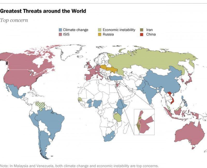 Mapa: Pew Research Center. CLICK PARA AMPLIAR