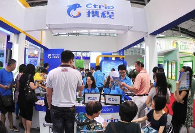 La OTA china Ctrip gana un 11,7% menos en el segundo trimestre