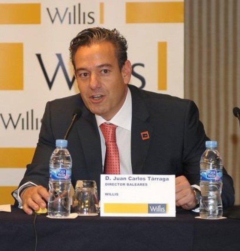 Juan Carlos Tárraga es el nuevo subdirector general de Willis Iberia.