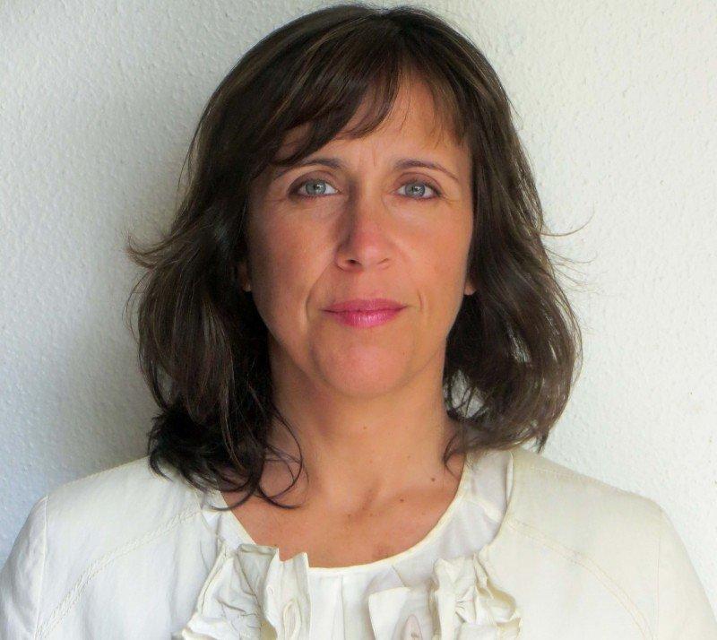 Yaiza Garcia.
