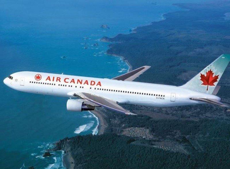 Air Canadá pierde casi 370 M € hasta junio