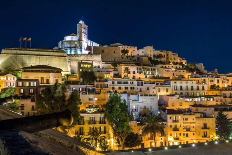 Ibiza, de noche. #shu#