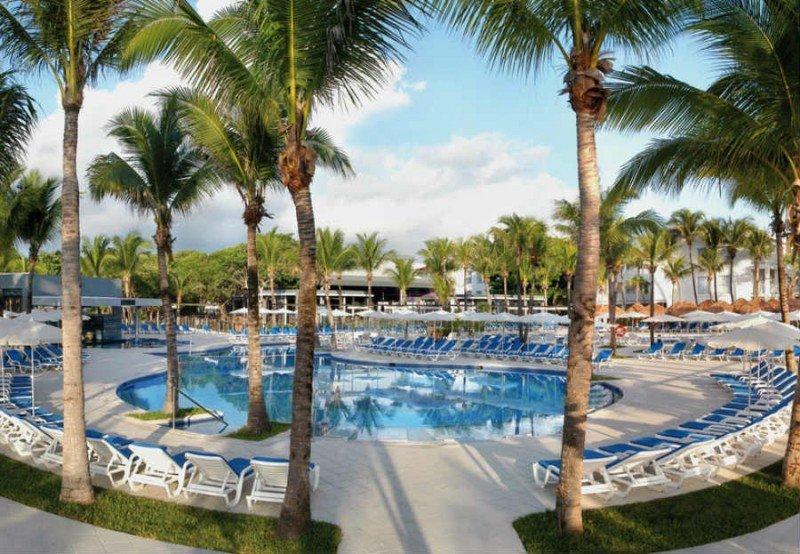 El Riu Yucatán es uno de los cuatro hoteles de la cadena en México distinguidos con el galardón de TUI Alemania.