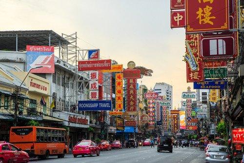 Tailandia es uno de los grandes destinos del área Asia-Pacífico. #shu#