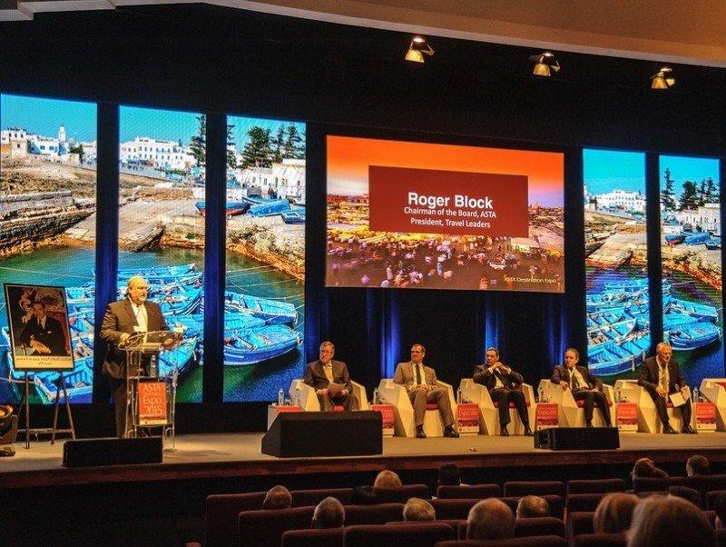 Imagen del ASTA Destination Expo 2015, celebrado en Marruecos.