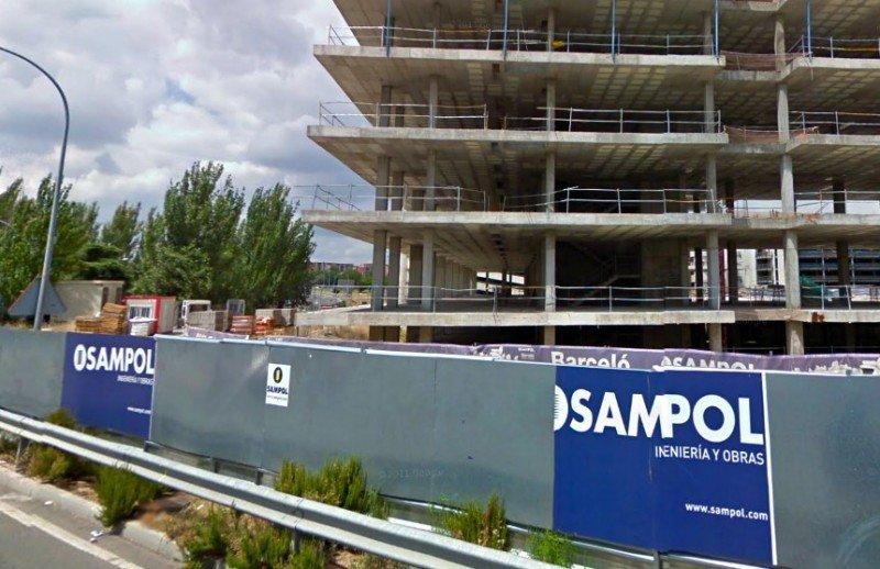 Sampol deberá pagar 9,2 M € a Aena por el hotel de Barajas