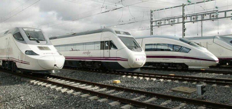 CCOO reinvindica que 'el ferrocarril público español es bastante más que la Alta Velocidad'.