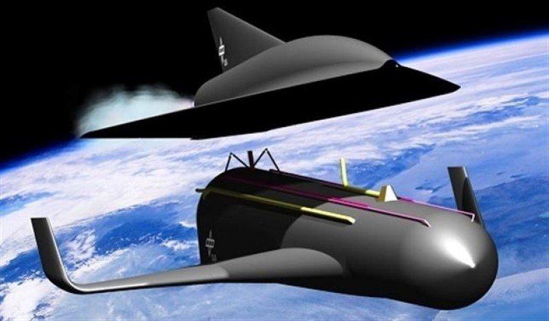 El avión alemán alcanzará una velocidad hipersónica de más de 23.000 kilómetros por hora. Foto: DLR.