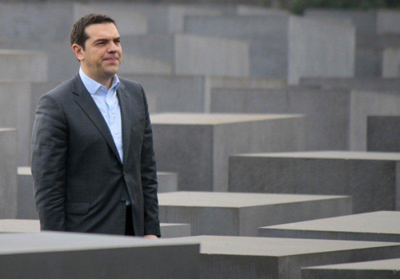 Alexis Tsipras, en una visita a Berlín el pasado mes de marzo. #shu#