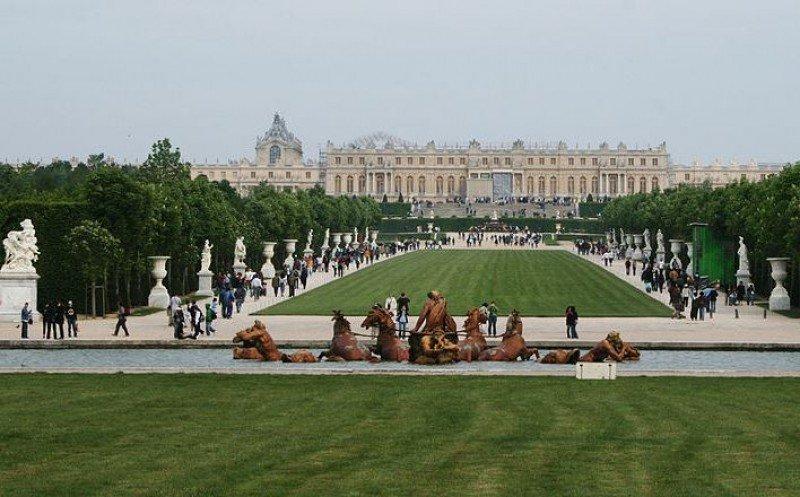 El Palacio de Versalles albergará un hotel de lujo