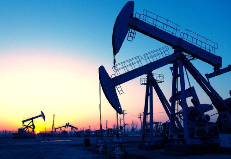 Pozos petrolíferos. #shu#