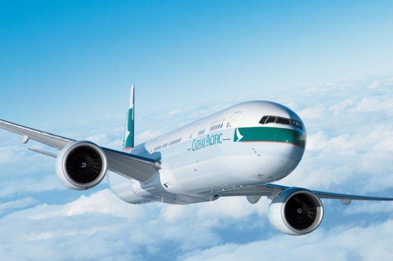 Cathay Pacific ha mejorado su ocupación en 2,3 puntos hasta alcanzar el 85,9%.