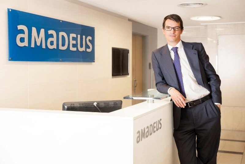 Iñigo García-Aranda conduce los mercados sudamericanos de Amadeus desde marzo de este año.