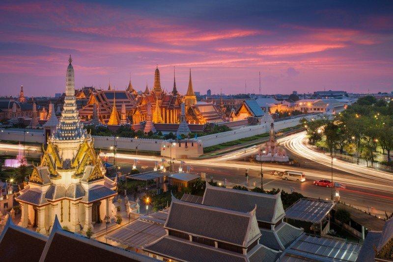 El Ministerio de Turismo tailandés confía en alcanzar este año los 28 millones de turistas previstos. #shu#