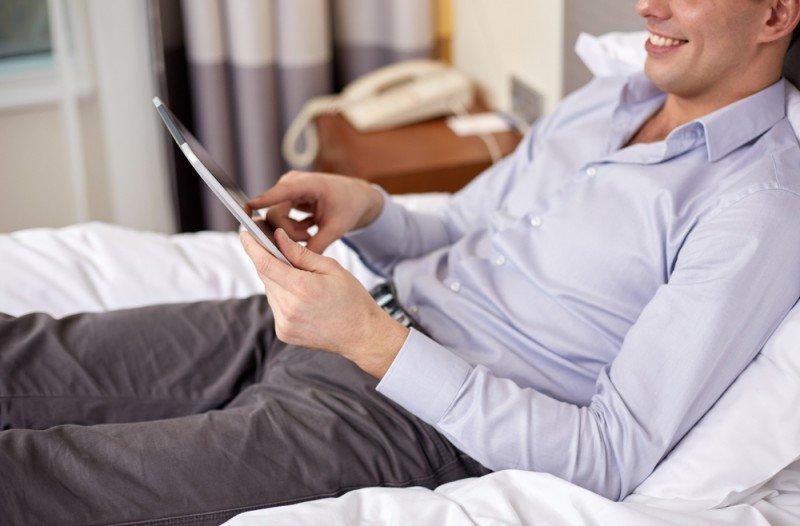 El Gobierno quiere favorecer la conectividad en los hoteles. #shu#