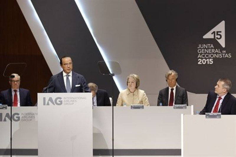 IAG recompra otras 700.000 acciones propias por más de 718.660 €