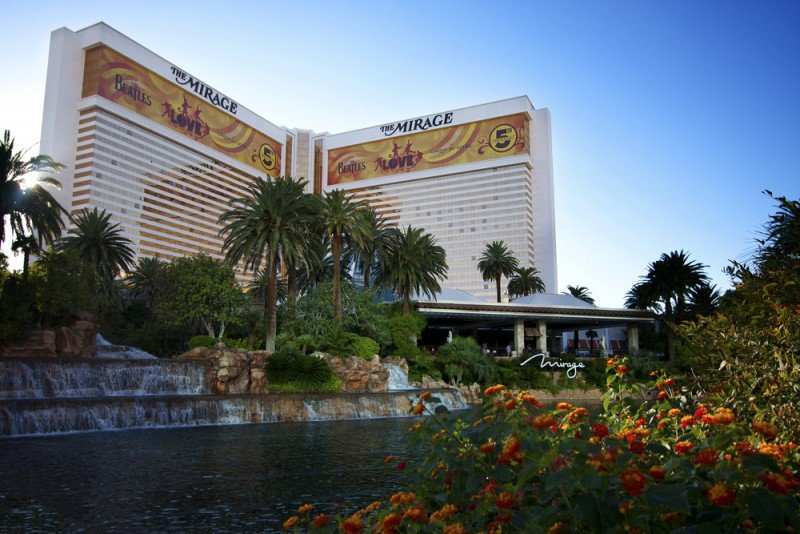 En el MGM Mirage Las Vegas los clientes tienen que pagar un cargo extra para poder hacer un check-in express. Mary981 / #shu#