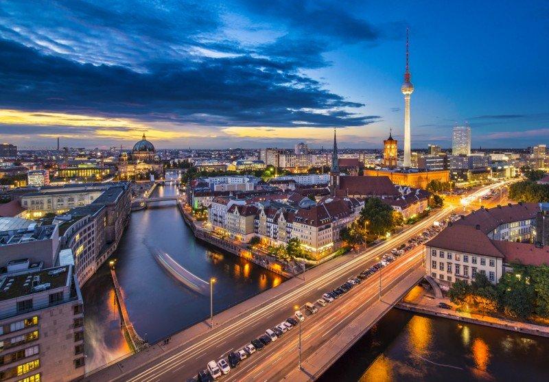 Berlín destacó por el aumento de su ocupación hotelera. #shu#