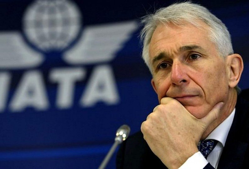 El CEO y director general de IATA deja su cargo en junio de 2016